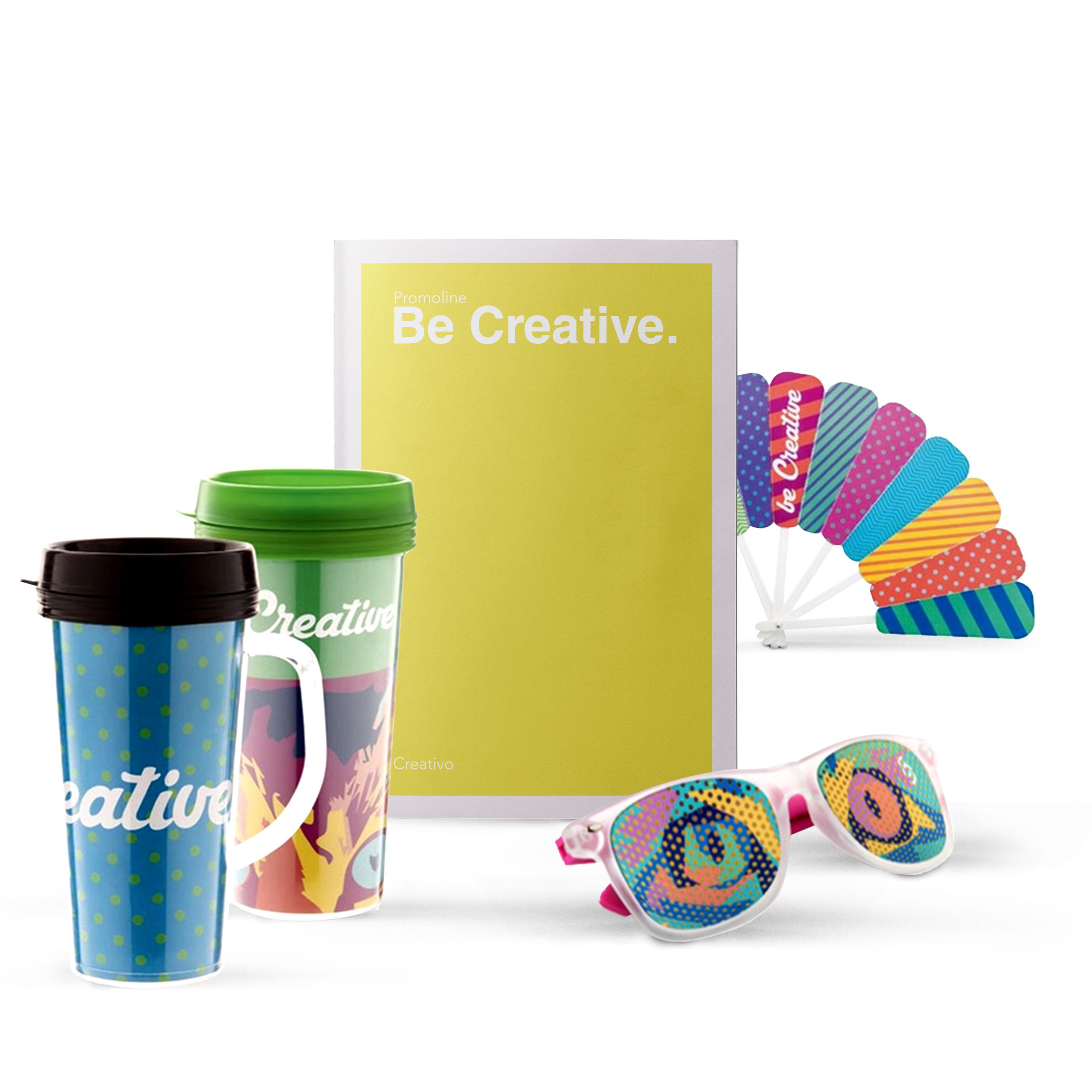 Gadget personalizzabili creativi