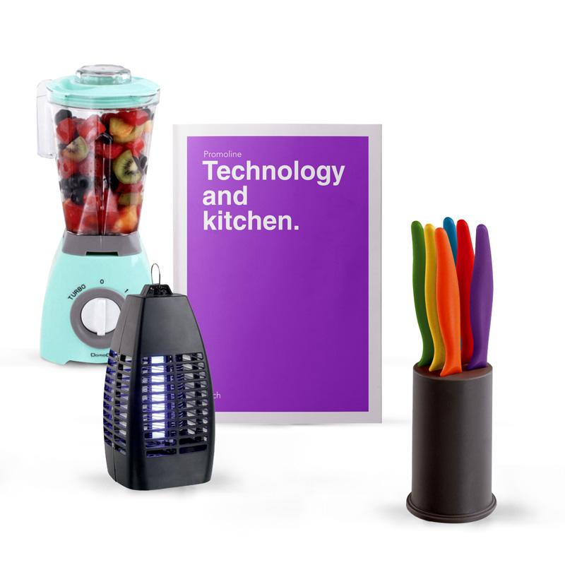 Gadget tecnologia personalizzati. Orologio, speaker, elettrodomestici, smartphone