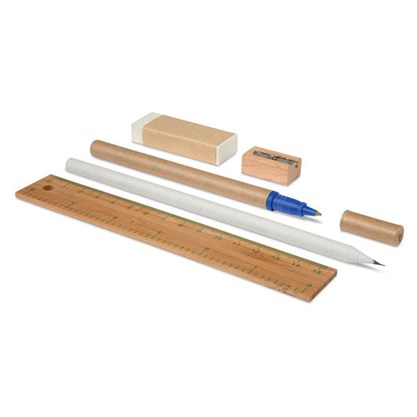 stationary eco set