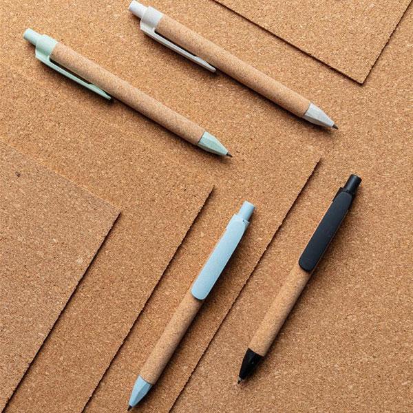 penna sughero personalizzabile